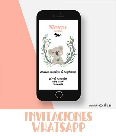 INVITACIONES DIGITALES