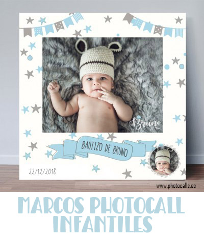 Marcos Photocall Infantiles
