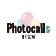 Photocalls y Atrezzo Logo
